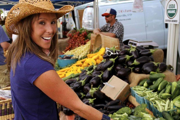 Boulder Farmer's Market Favorites!