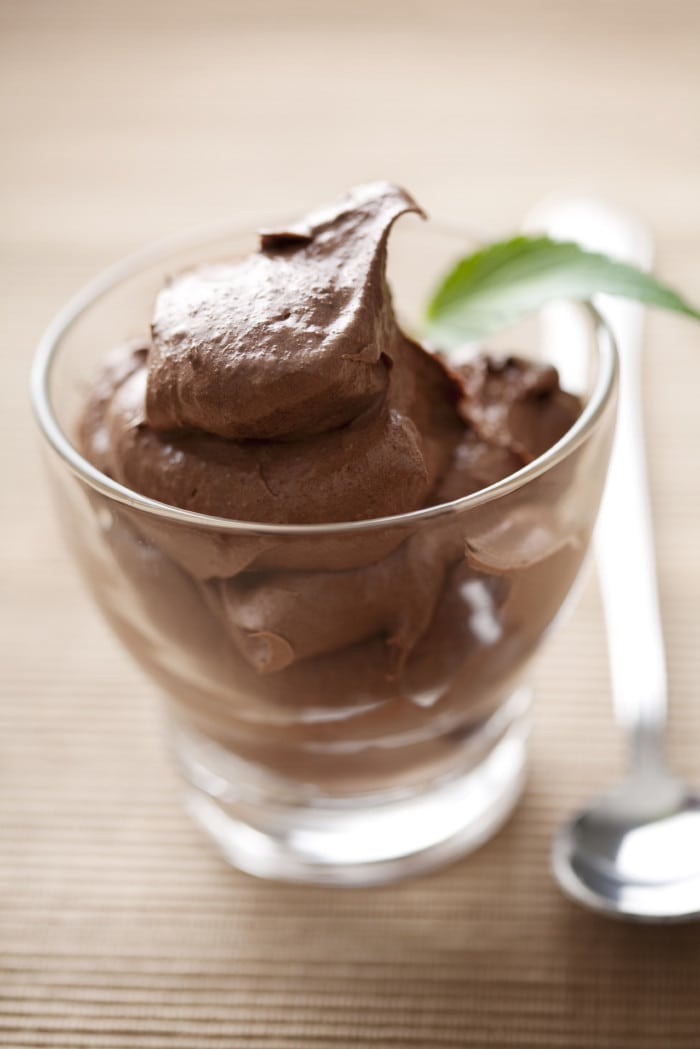 Chocolate Truffle Pudding