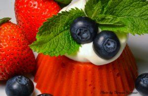 YUM Strawberry Jelly