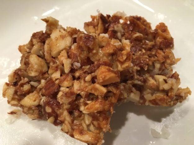 Almond Honey Crisps