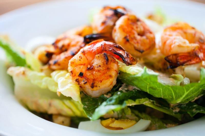 Fodmap Cilantro Lime Grilled Shrimp Salad Jill Carnahan Md