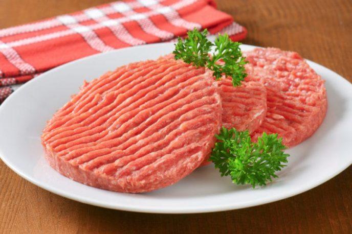 Rosemary Garlic Grass-fed Beef Burgers