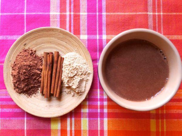 Maca Hot Cocoa
