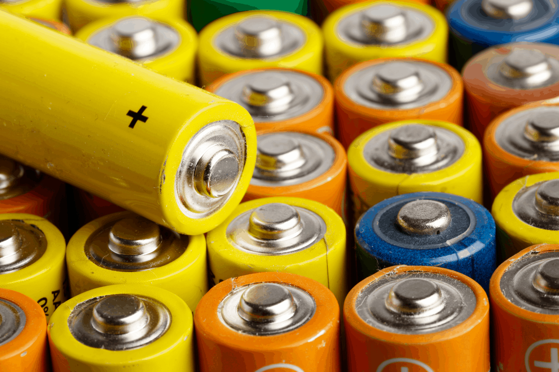 Cadmium Toxicity from Batteries