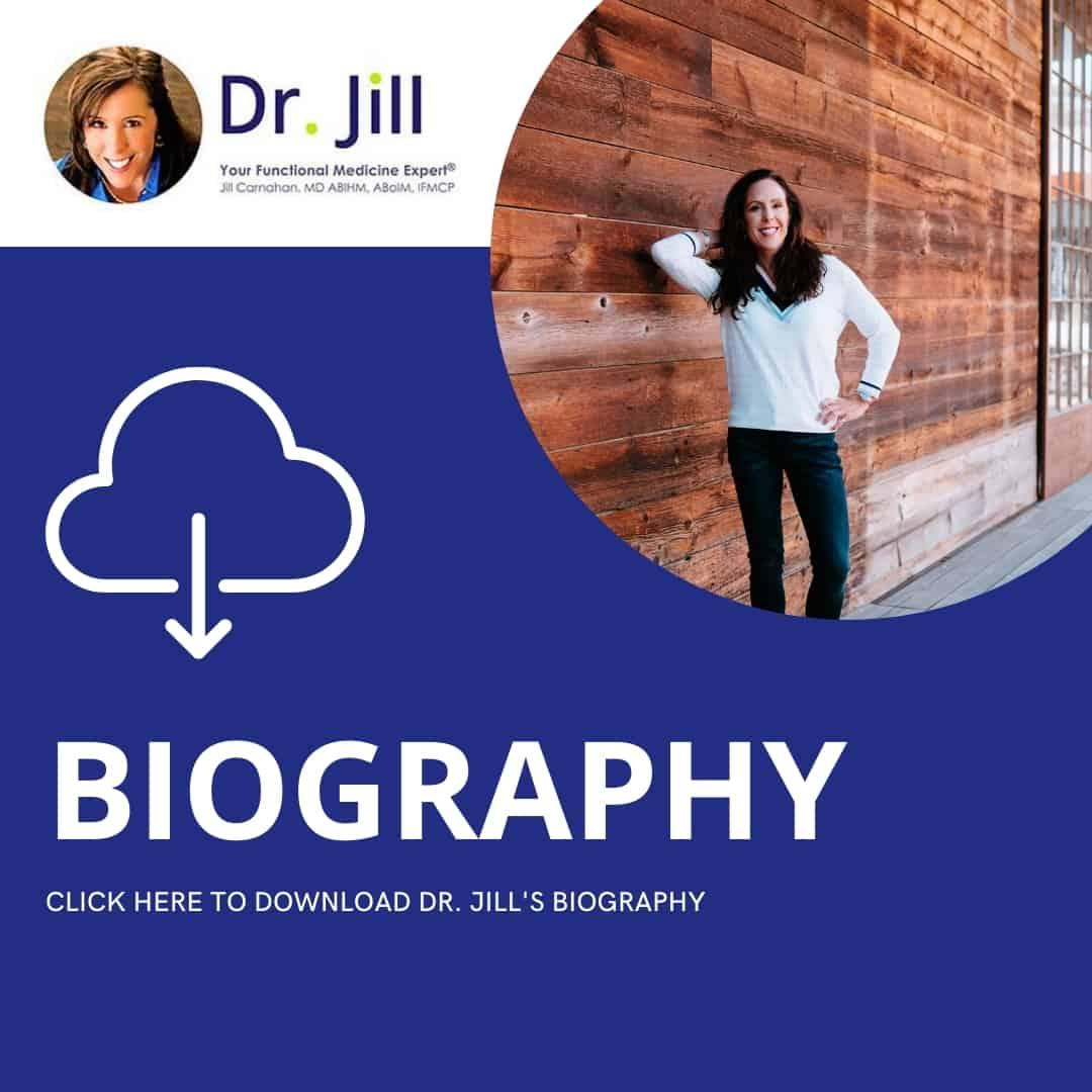 Dr. Jill's Biography