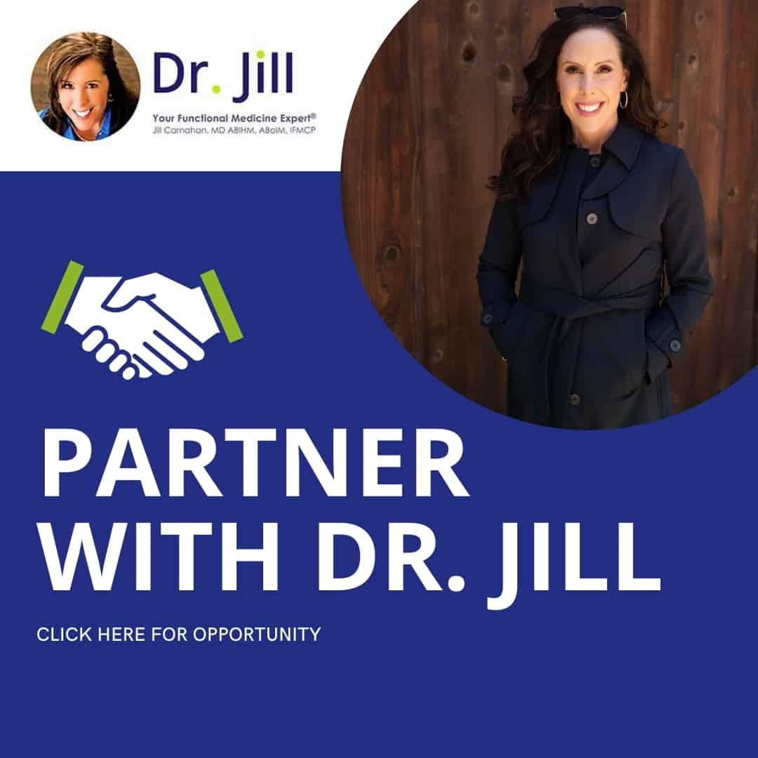 Dr. Jill's - Partner with Dr. Jill